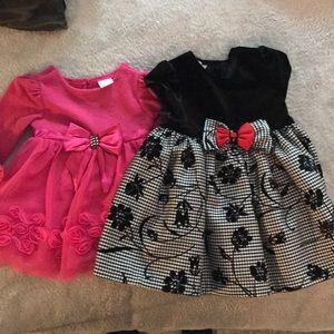 Other - Bundle of 2 18M Formal Dresses- girls